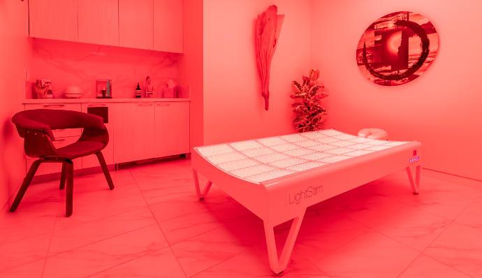 ightstim LED Bed